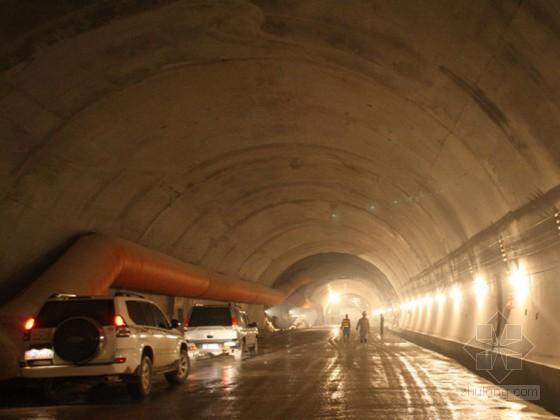 [山东]鲁班奖海底隧道工程施工质量创优汇报(64页)
