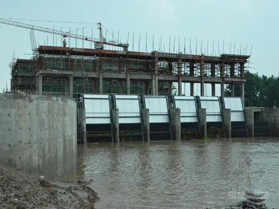 [安徽]河道综合治理工程施工组织设计