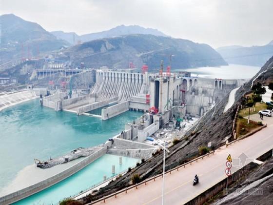 大型水电站混凝土重力坝土建及金属结构安装工程施工组织设计1290页(投标用)