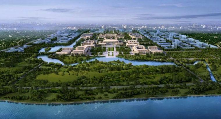 BIM报告|北京城市副中心行政办公区项目BIM应用案例