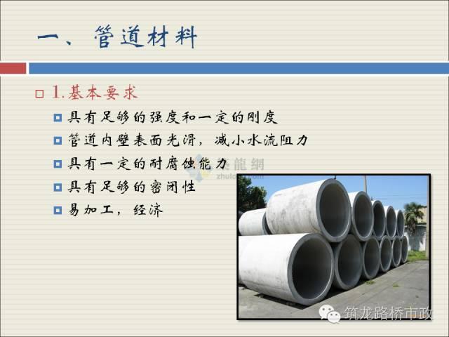 市政工程给排水现场施工图识读学习_2