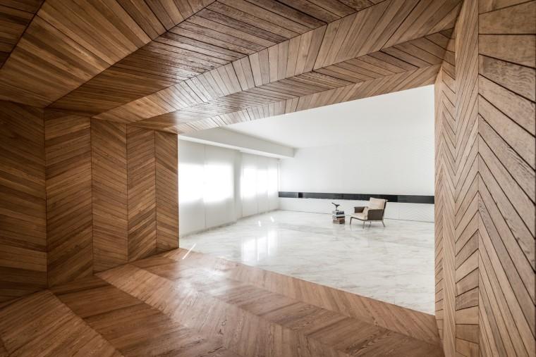 Rooydaad Architects   光、空间、秩序的建筑模式