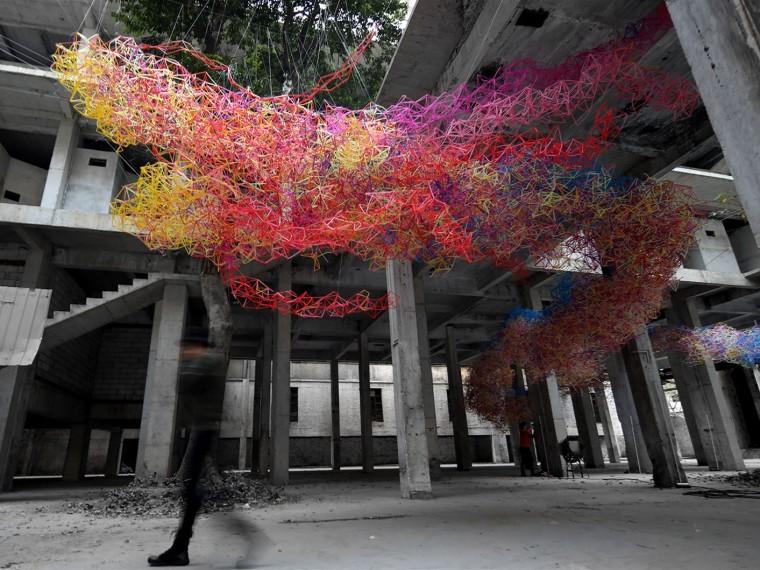 广州城市迟疑展览