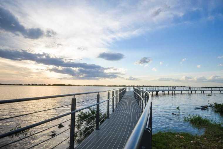 巴西阿雷格里港滨水公园-10