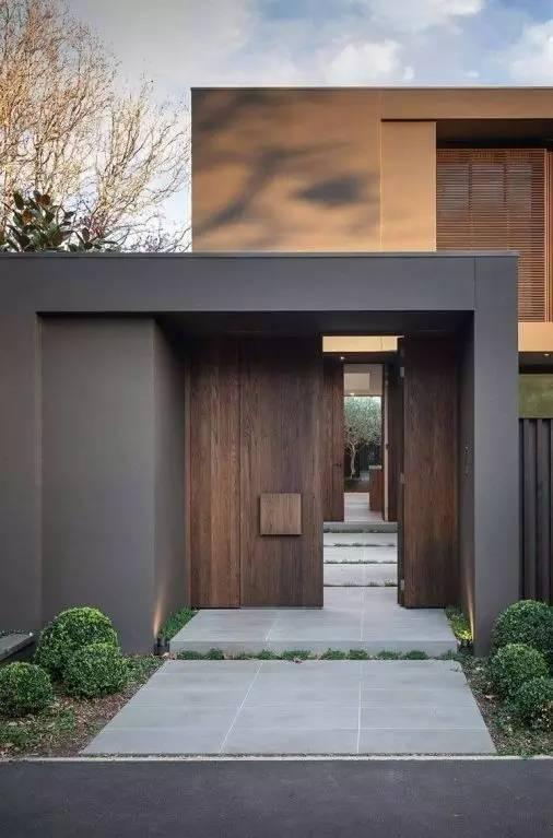 50款·漂亮的庭院入口_2