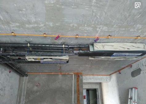 VRV空调验收规范资料下载-阿洛西机房精密空调安装规范