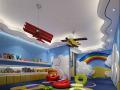漂亮幼儿园教室3D模型下载