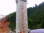 乐清湾1号桥通航孔V型墩施工技术方案