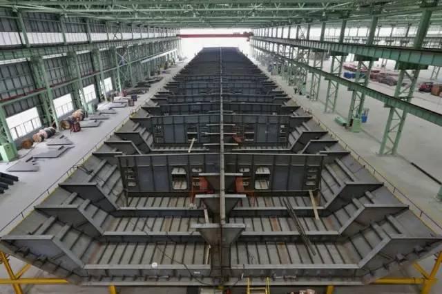 港珠澳大桥钢箱梁原来是这样建成的!_13