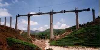 达州市某化工产业区铁路专用线某特大桥(投标)施工组织设计