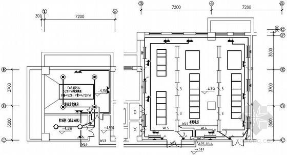 河南某医院病房楼全套电气设计图