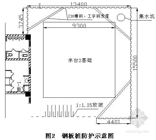 某工业厂房深基坑钢板桩支护施工技术交底