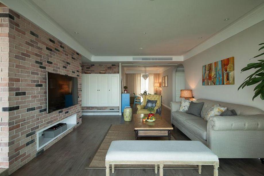 客厅装修效果图北欧风格客厅装修效果图-施工技术