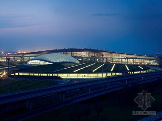 机场办公楼及信息楼工程监理大纲(650页 流程图 表格)
