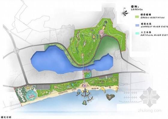 [三亚]旅游综合体项目开发总体规划方案(含设计图 425页)