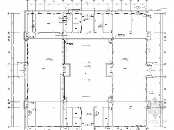 [安徽]技师学院综合楼给排水消防施工图