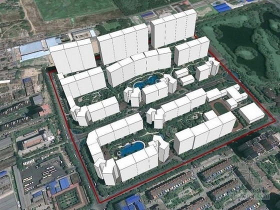 城市综合体规划设计方案文本