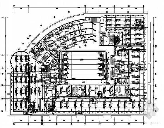 工程图 户型 户型图 平面图 560_438图片