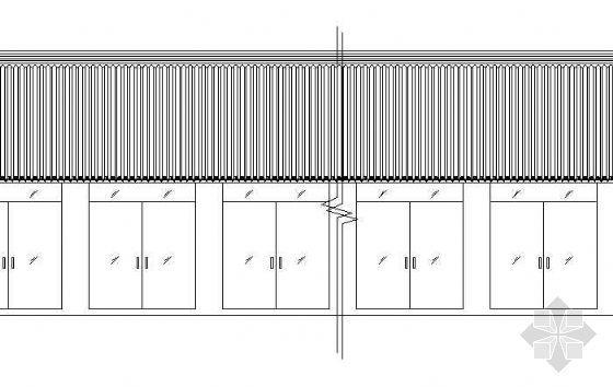 店面房结构详图