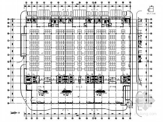 [重庆]某国际会议展览中心装修施工图(含效果)