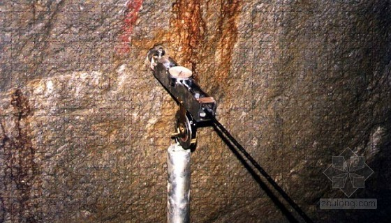 围岩量测经验交流材料
