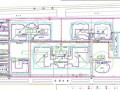 [天津]国企编制框架结构教学楼施工组织设计(平面布置图 横道图)