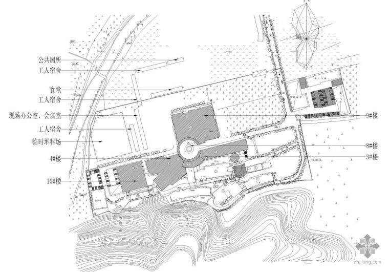 北京某综合楼陶土幕墙施工组织设计