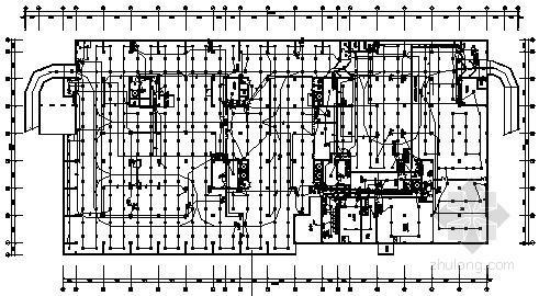 餐厅电气消防资料下载-五层科研楼电气消防系统施工图纸