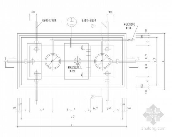 30立方和50立方化粪池设计
