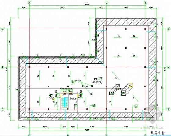 [河南]教学楼综合工程屋面挑檐施工方案