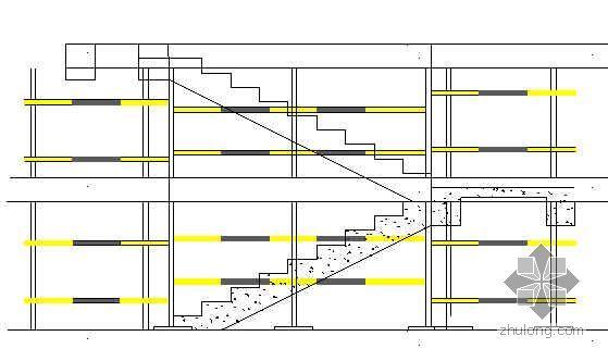 天津市某高层住宅小区安全施工方案