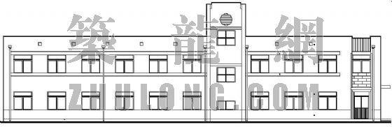 小型办公楼设计方案