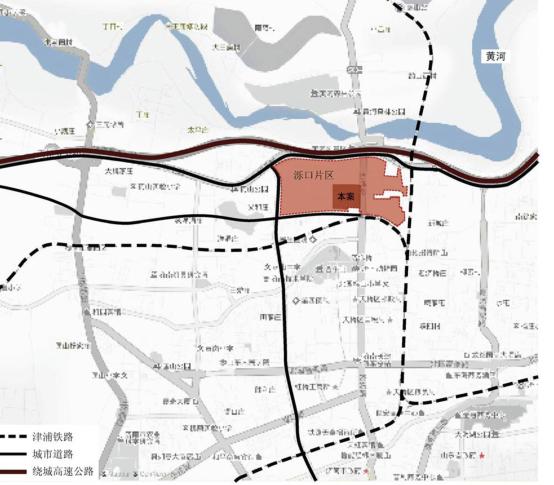 绿地滨河国际D-2D地块建筑设计方案文本_8