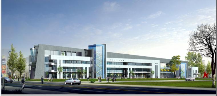 北京航空航天大学沙河新校区建筑规划(含食堂/宿舍/教学楼)
