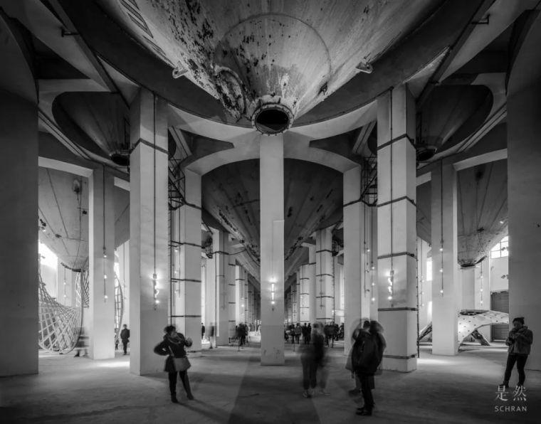 """建筑师爆改""""巨无霸""""老粮仓,除了新增100多米长的扶梯,竟还…_12"""