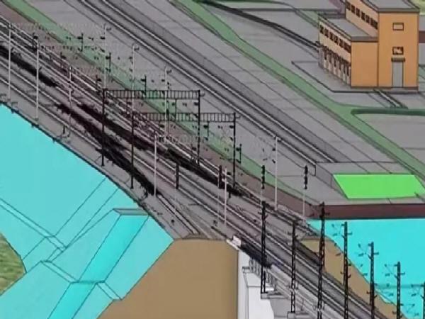 通过BIM技术,京雄(雄安)城际铁路正在预演未来的高铁设计
