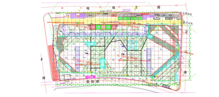 [浙江]框架剪力墙结构商业办公楼项目施工组织设计