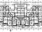 地上13层全套施工图资料免费下载