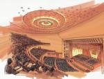"""历史:人民大会堂的""""圆形大厅""""为什么不是圆形的?"""