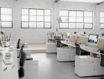 清新办公室3D模型下载