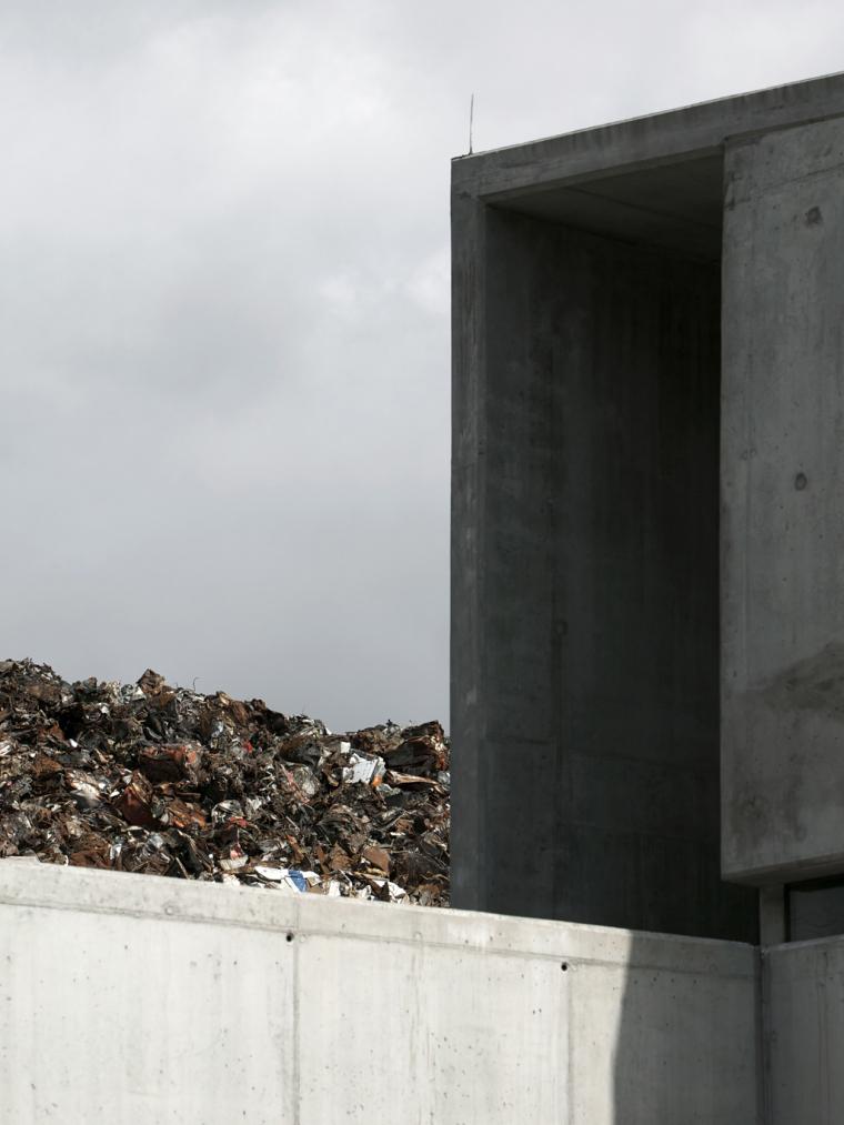 金属回收工厂_6