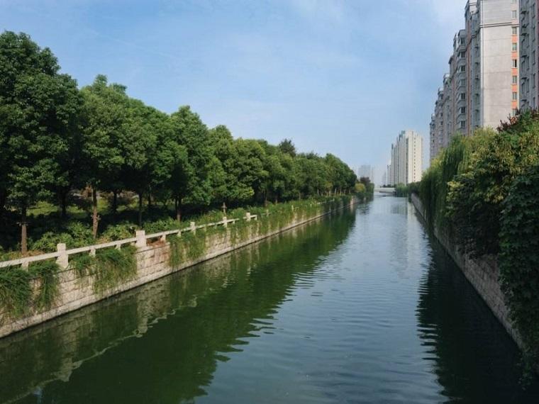 河道整治规划及防洪潮规划