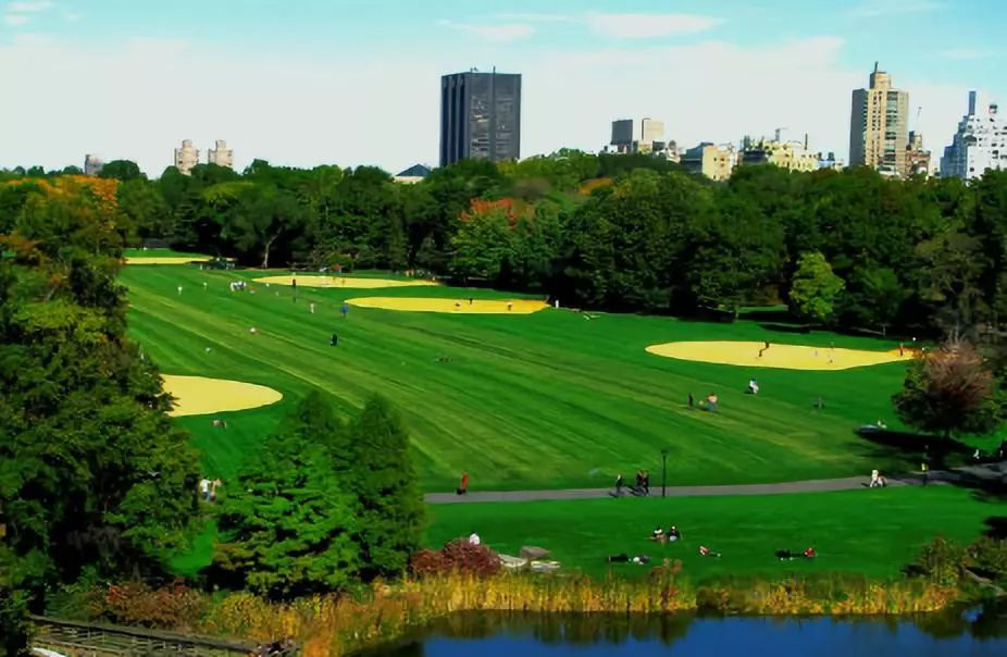 美国景观设计之父|奥姆斯特德和他的纽约中央公园_19