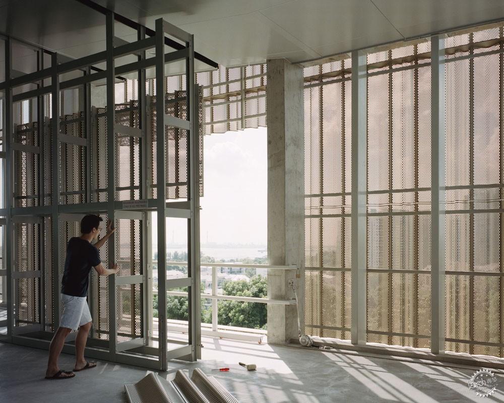 净能耗为零的开放建筑,为节能设计提供全新思路_3