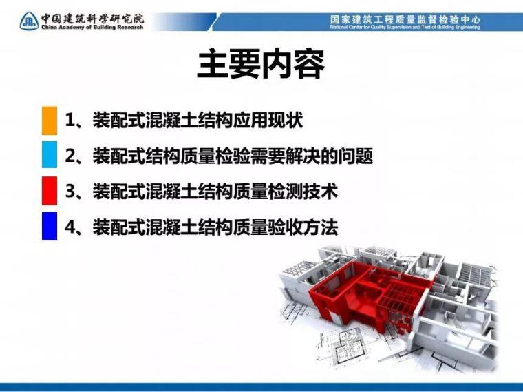 装配式混凝土结构工程质量检测与验收(84张PPT)