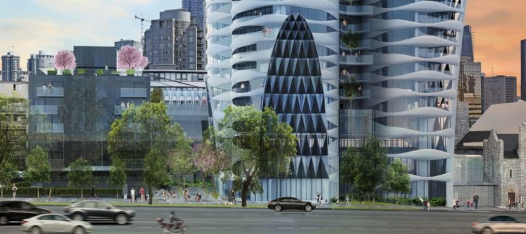 一栋住宅十年设计,这可能是世界上最梦幻的公寓楼_9