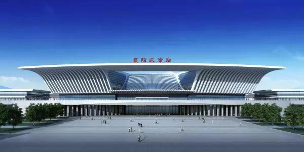 襄阳首座高铁站规划出炉!