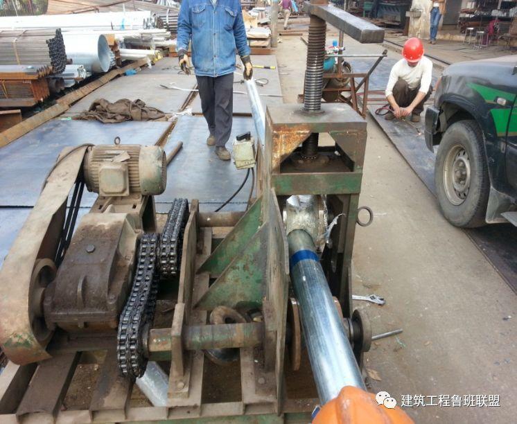 大弧度大管径管道如何制作施工?_17