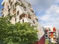 棱角分明,有机生态的微城市中心——巴黎公园综合体/Jean Bocabe