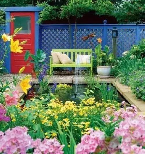 回乡下建一个院子,天天都是情人节。